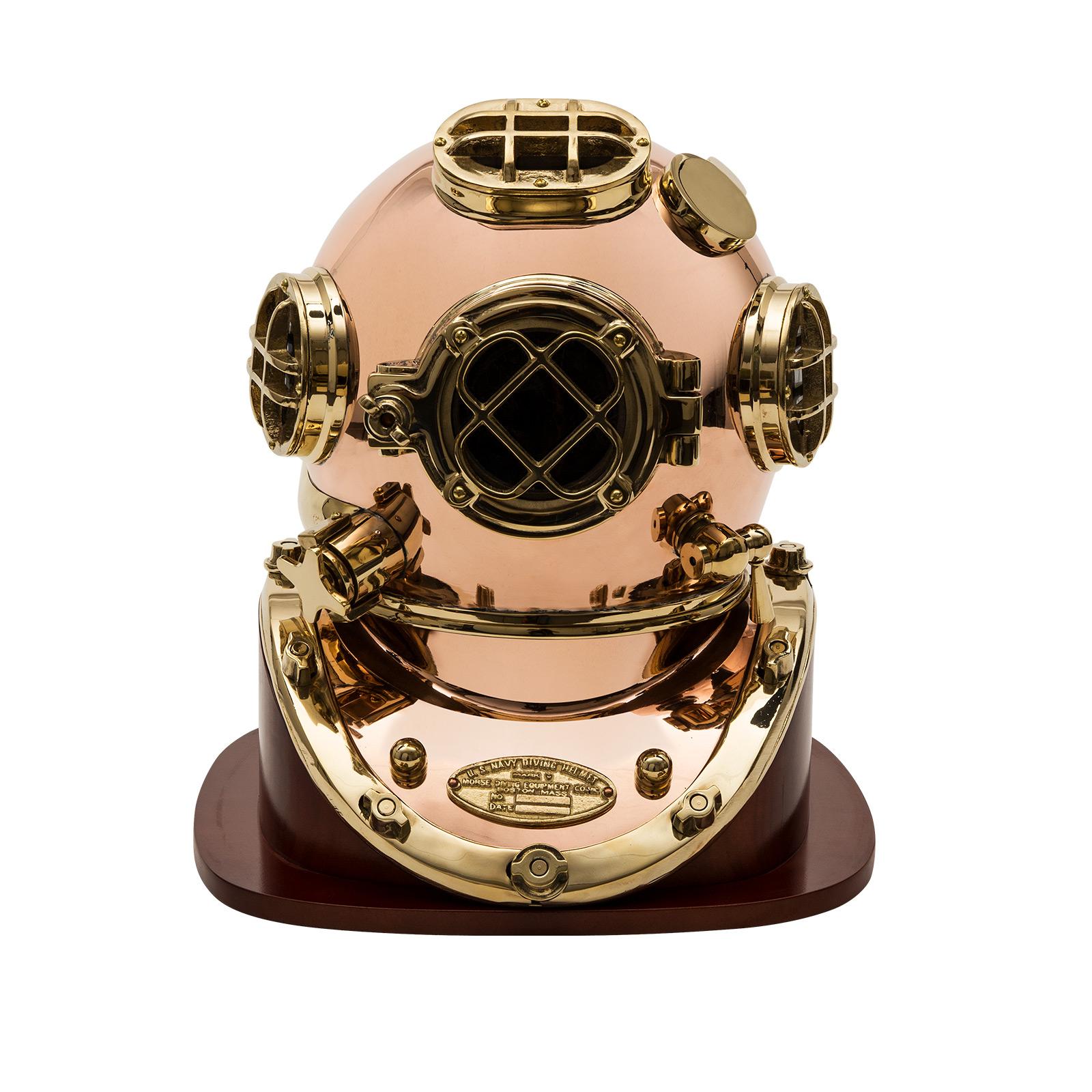Brass Dive Helmet Replica