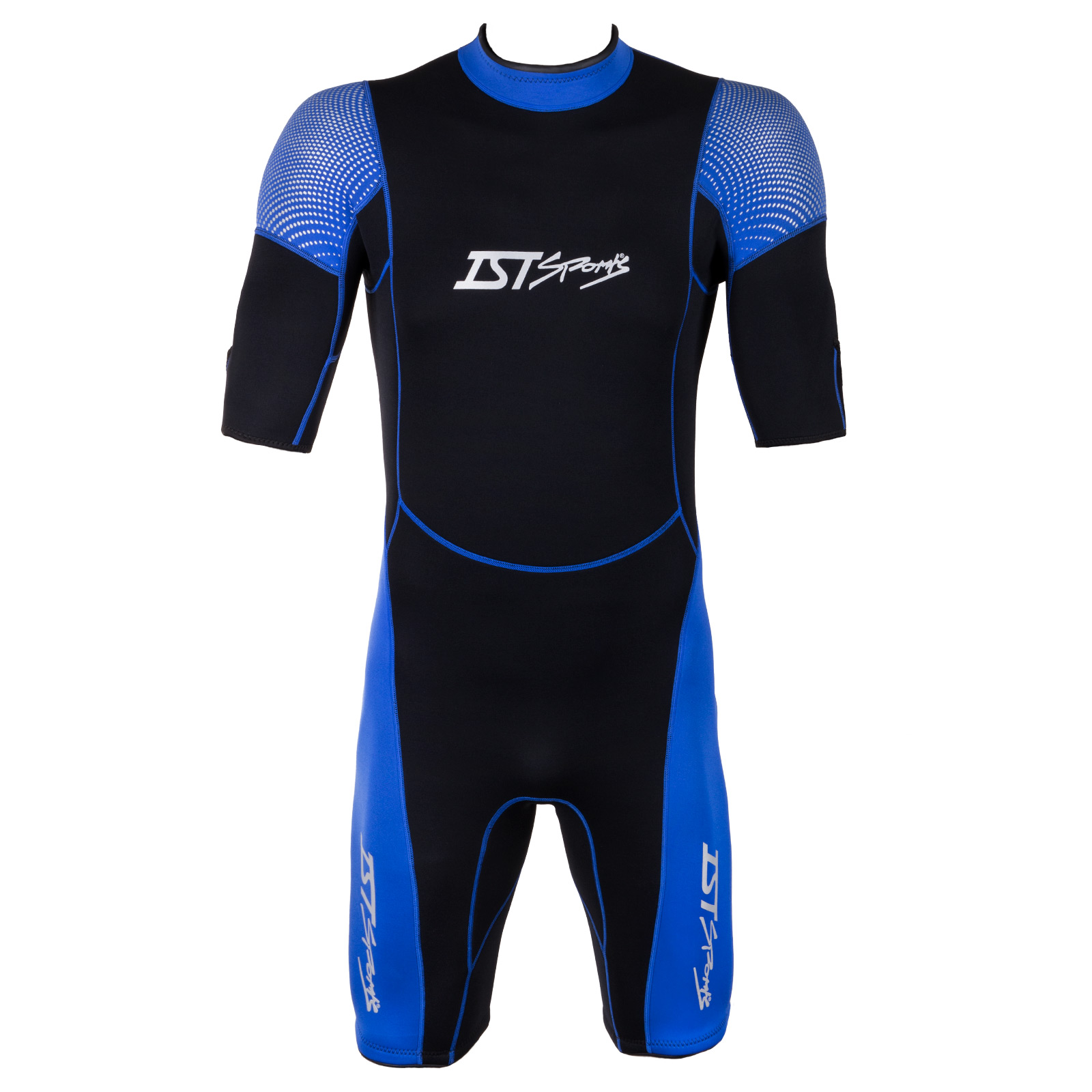 IST Diving System    RECREATIONAL    WETSUITS   DIVE SKINS    2.5mm Men s  Tropical Shorty 619c7d18f