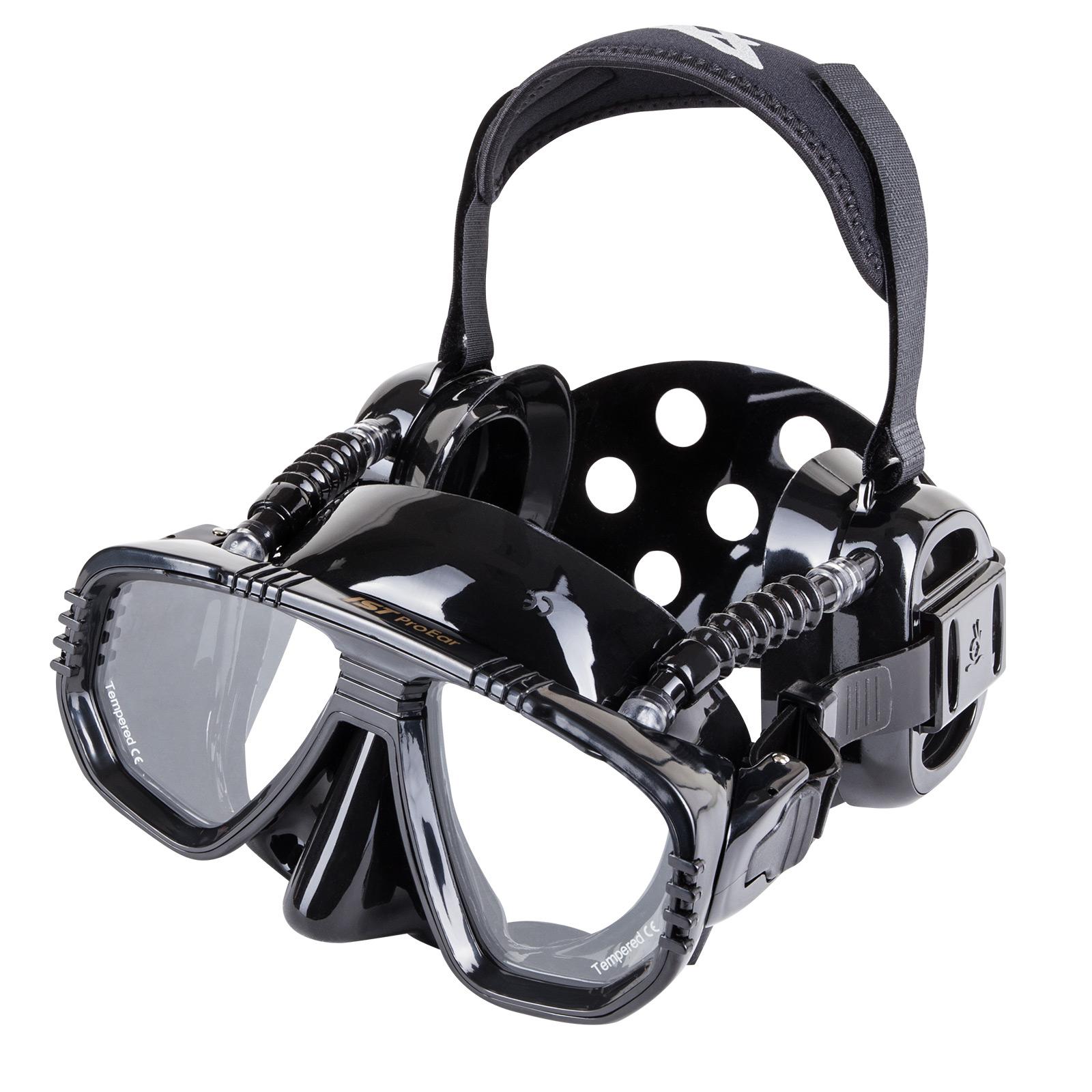 926910aa18 IST Diving System    RECREATIONAL    MASKS    Pro Ear Mask