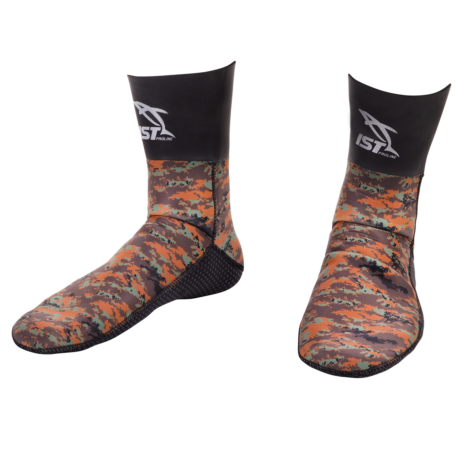 3mm Nylone Camouflage Socks