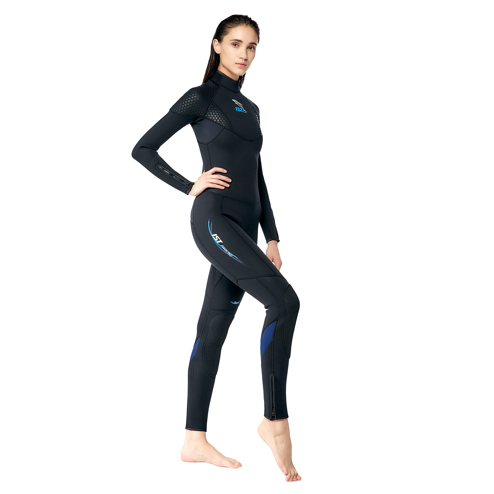 3mm Women's Diving Jumpsuits