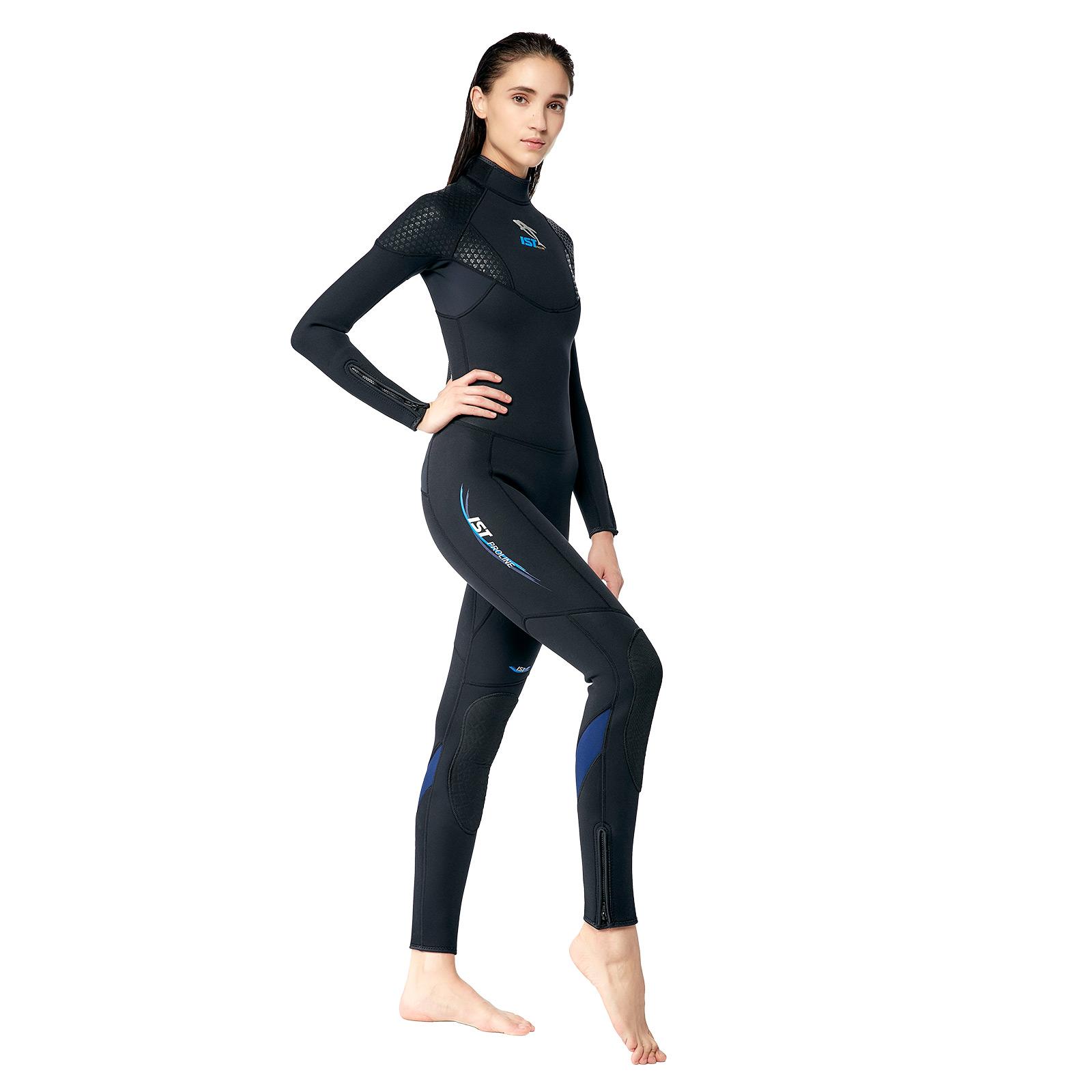 5mm Women's Diving Jumpsuits