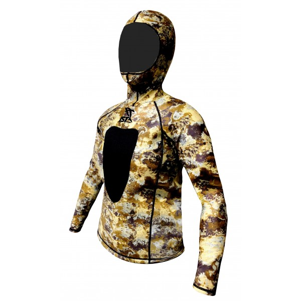 PURIGUARD CAMOUFLAGE HOODED SUITS