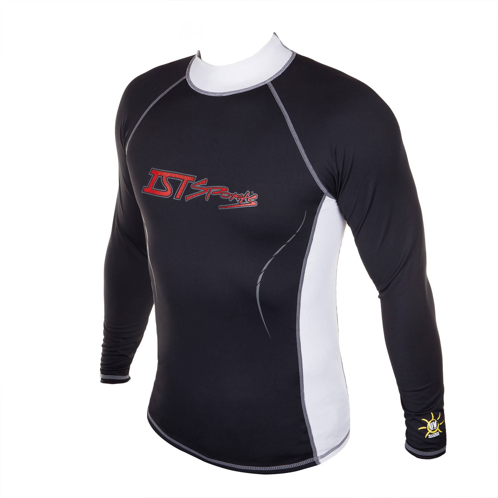 Unisex Long Sleeve Spandex Rash Guard
