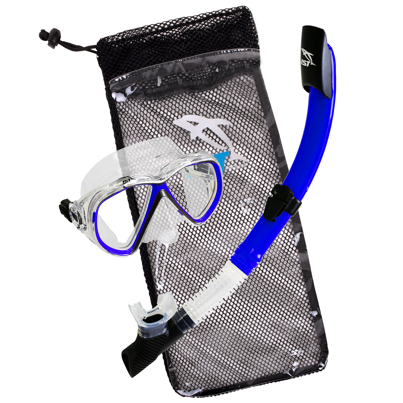 Junior Snorkeling Combo Set