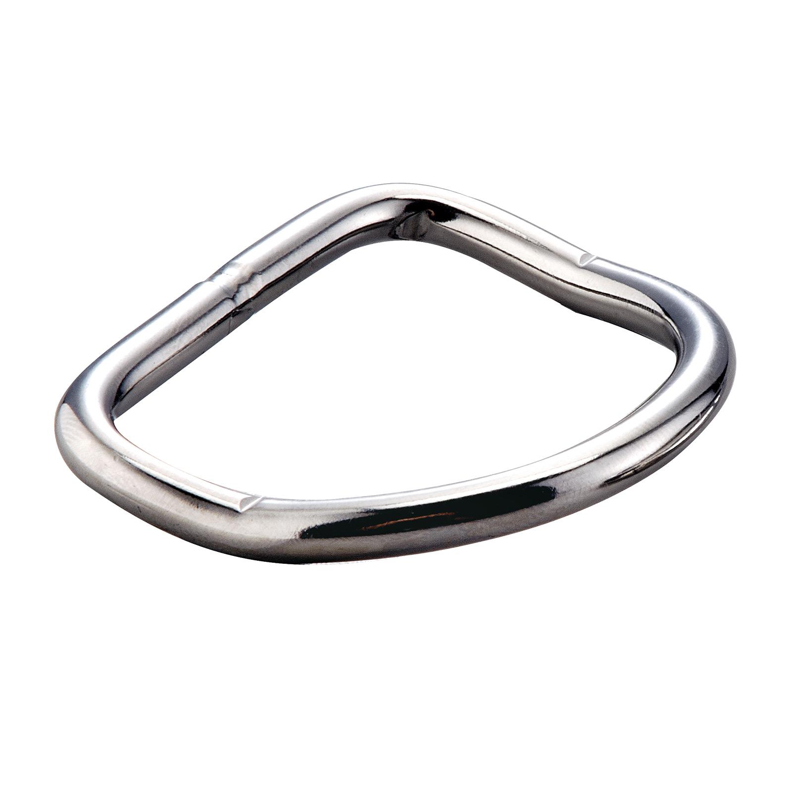 Bent D-Ring