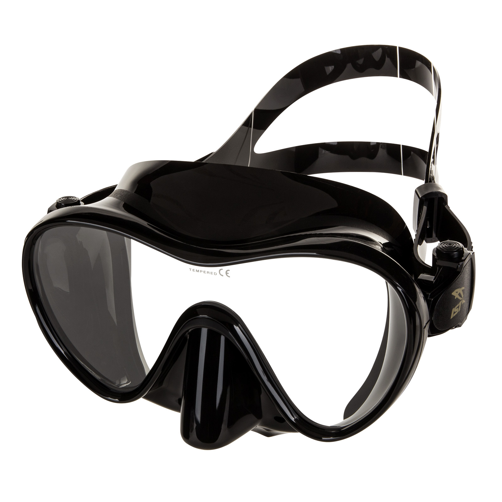 Frameless  Diving Mask