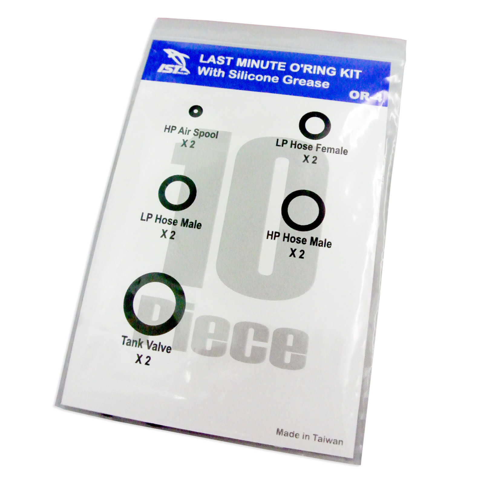 10 PIECE O-RING KIT