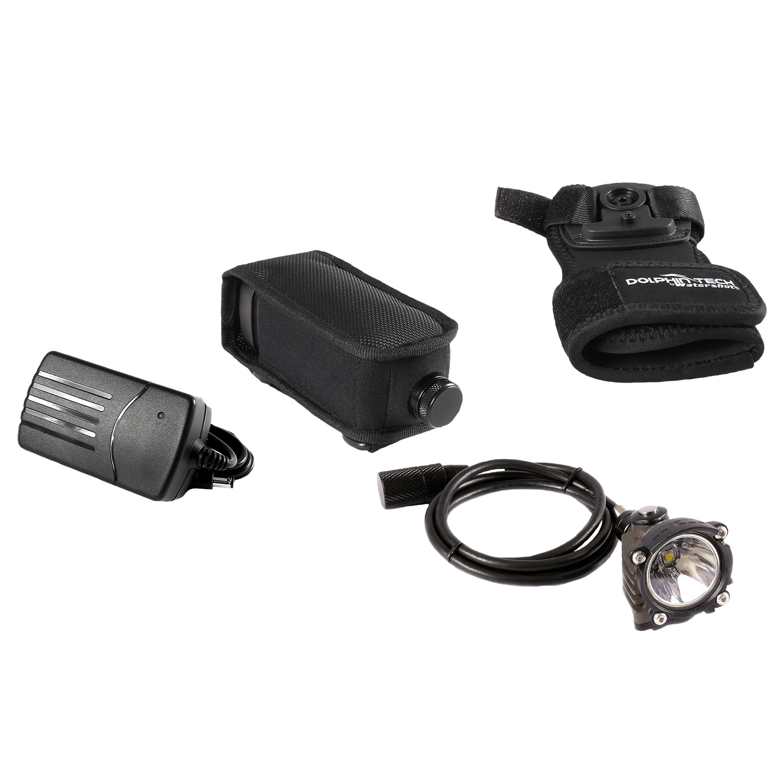 Deluxe 1000 Lumen Dive Torch