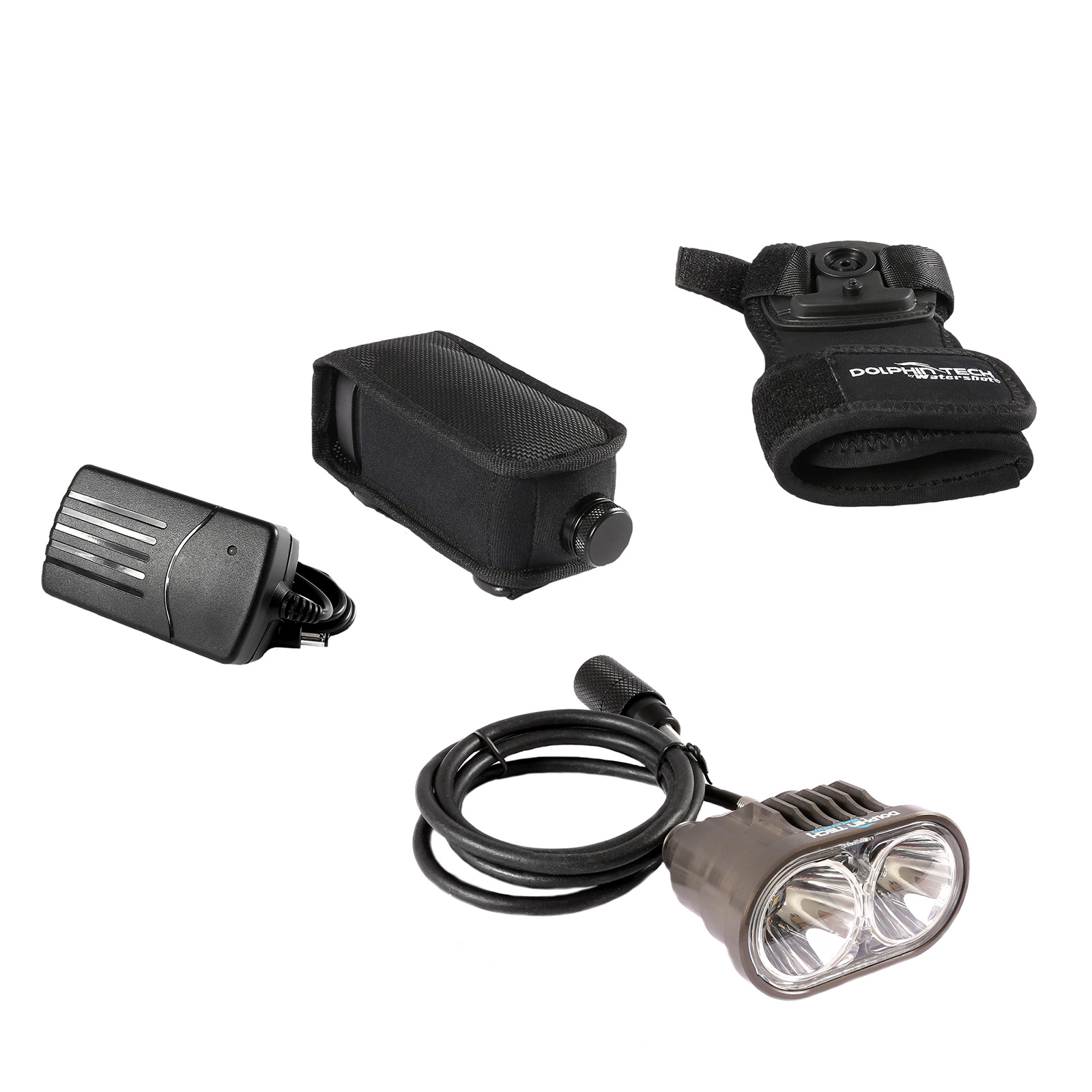 200 Lumen Dive Light Kit