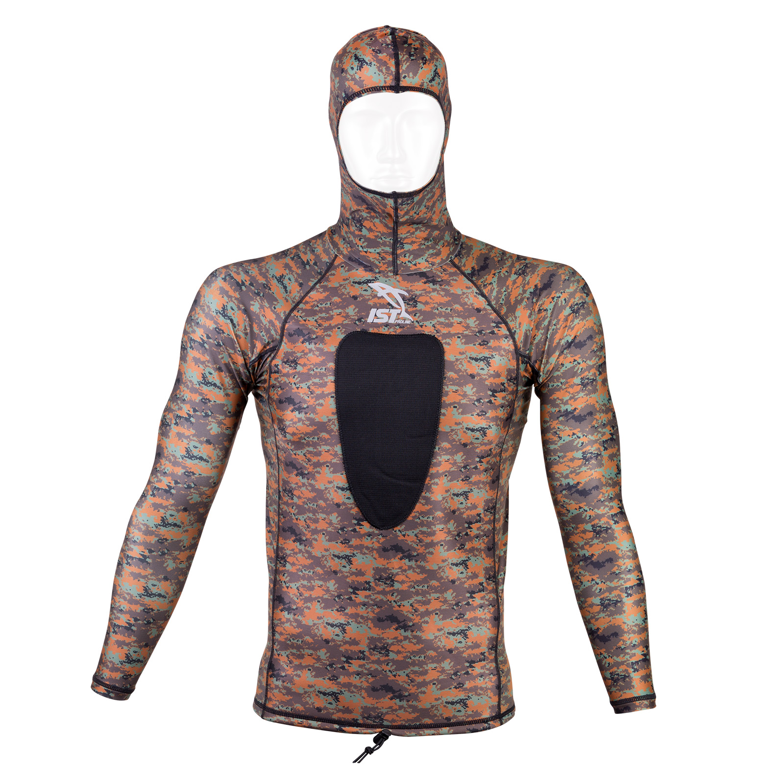 Camouflage Hooded Suits