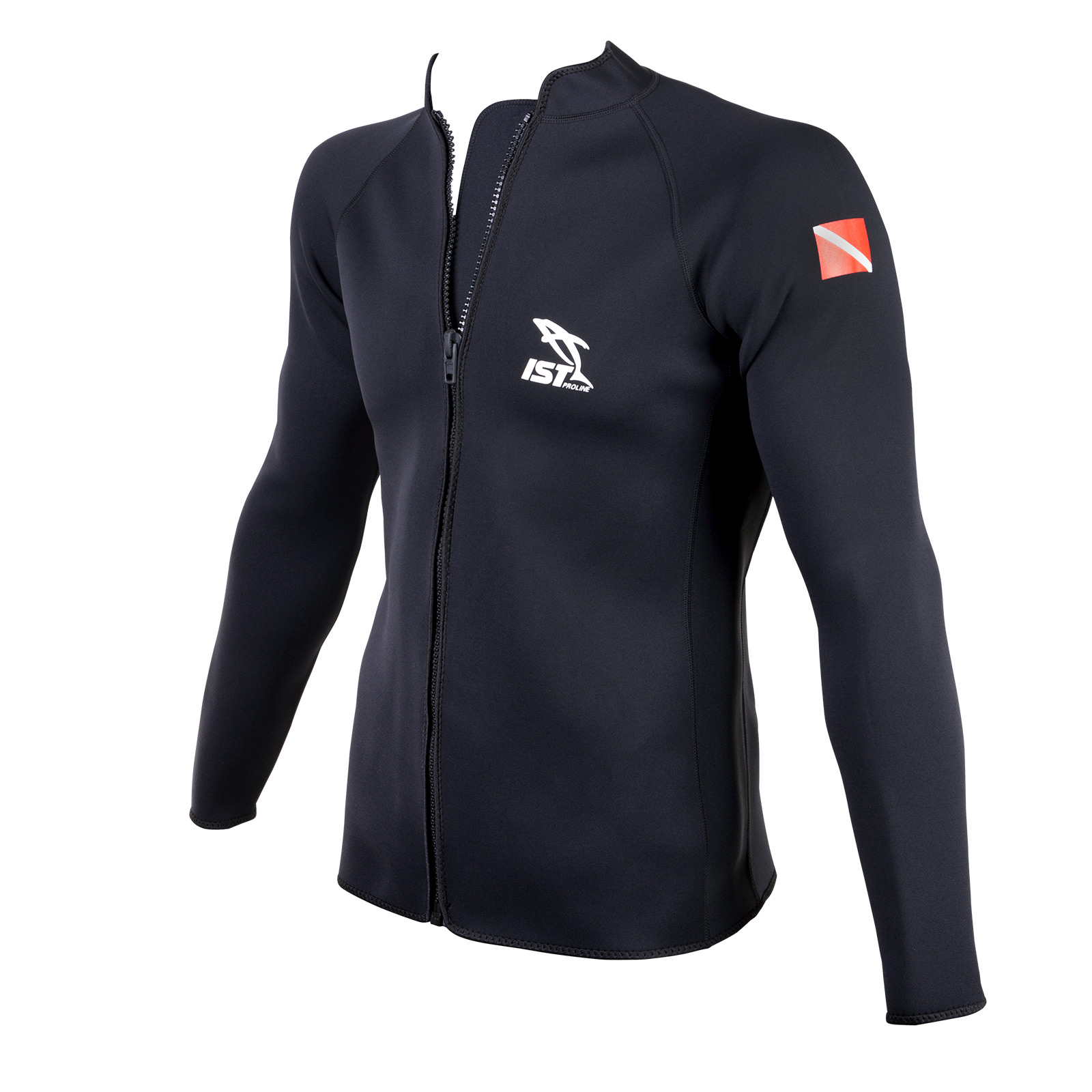 2.5mm Long Sleeved Neoprene Jacket