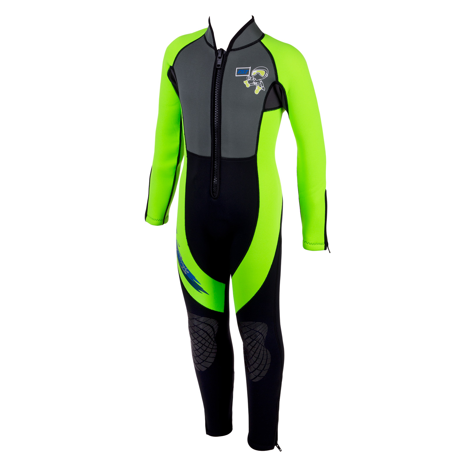PURIGUARD 3MM KID'S JUMPSUIT WITH SUPER STRETCH PANELS