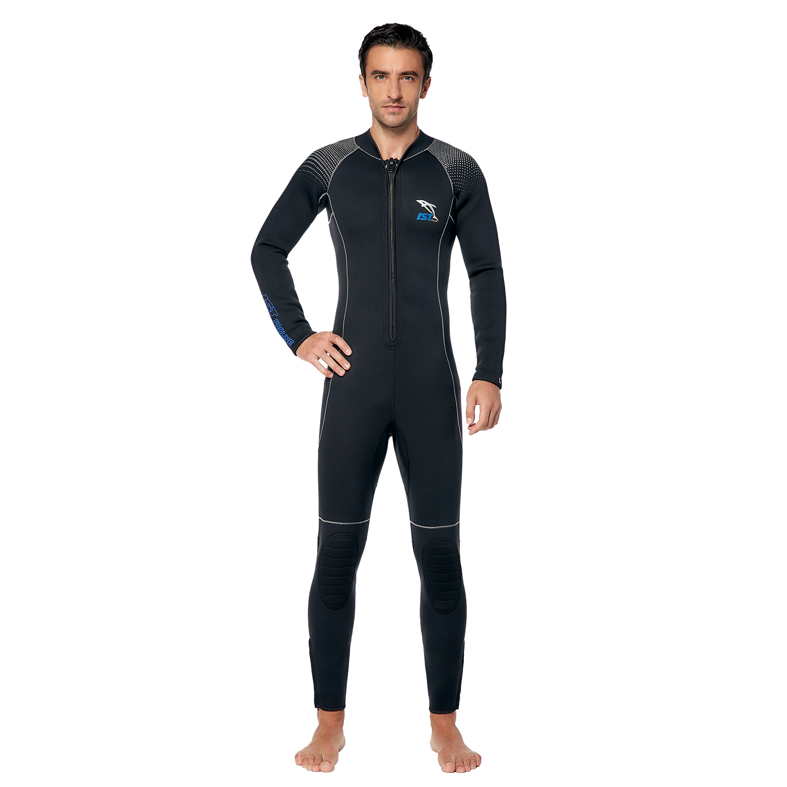 IST Diving System    RECREATIONAL    WETSUITS   DIVE SKINS    3MM Rental  Reversible Jumpsuits c856048a8